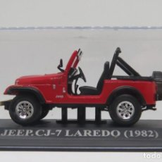 Coches a escala: JEEP CJ7 LAREDO 1982. Lote 197143778