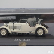 Coches a escala: MERCEDES SSK 1928. Lote 197145888