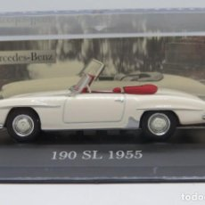 Coches a escala: MERCEDES 190 SL 1955. Lote 197146453
