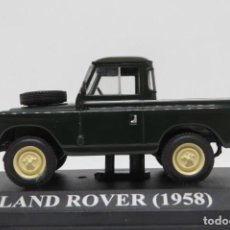 Coches a escala: LAND ROVER 1958. Lote 197147016