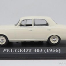 Coches a escala: PEUGEOT 403 1956. Lote 197147567