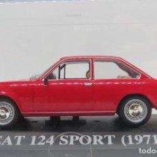 Carros em escala: SEAT 124 SPORT 1971. Lote 197148013