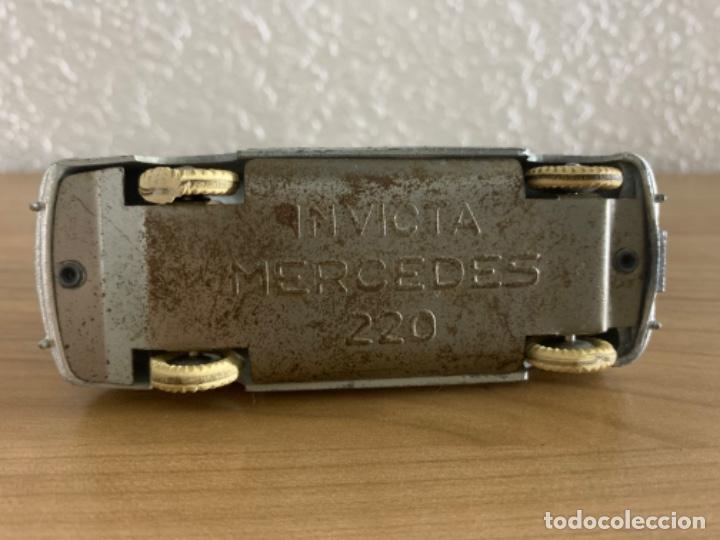 Coches a escala: INVICTA MERCEDES 220S ESCALA 1:43 - Foto 6 - 197398388