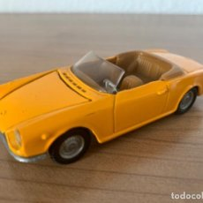 Coches a escala: FIAT 124 SPORT POLITOYS MADE IN ITALIA ESCALA 1/43. Lote 197433055