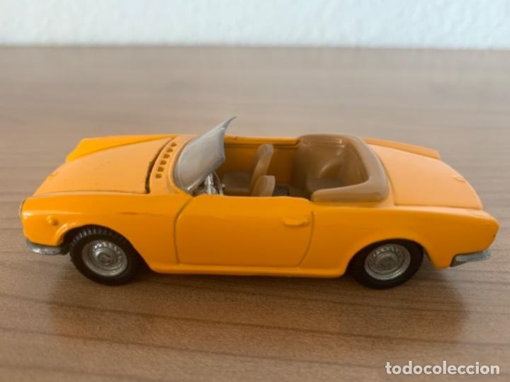 Coches a escala: FIAT 124 SPORT POLITOYS MADE IN ITALIA ESCALA 1/43 - Foto 2 - 197433055