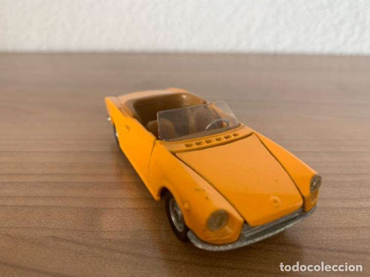 Coches a escala: FIAT 124 SPORT POLITOYS MADE IN ITALIA ESCALA 1/43 - Foto 4 - 197433055