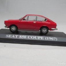 Carros em escala: SEAT 850 COUPE 1967. Lote 198566655