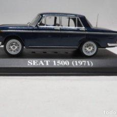 Carros em escala: SEAT 1500 1971. Lote 198567492
