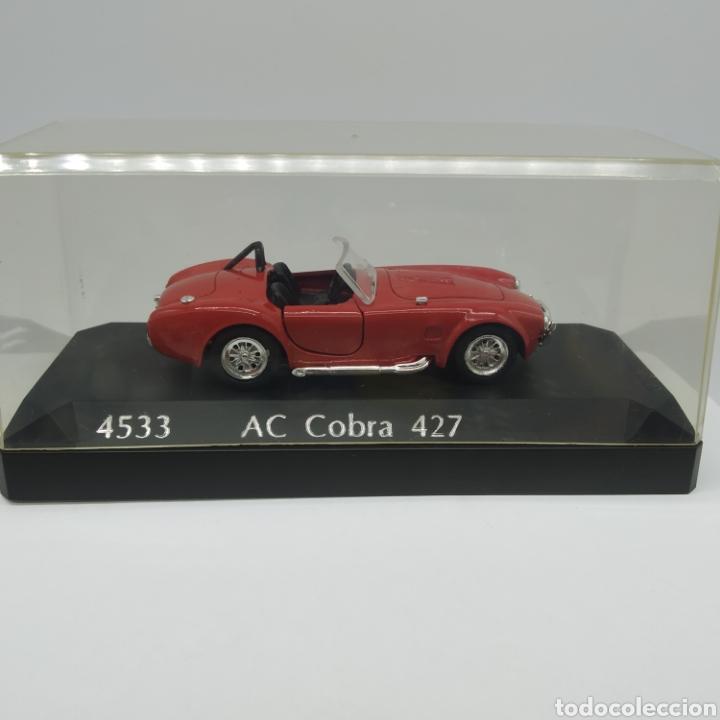 AUTO CARRIERS AC COBRA 427 SÓLIDO ORIGINAL AÑO 1993 SERIE SIXTIES NO REEDICIÓN ESC 1/43 A ESTRENAR (Juguetes - Coches a Escala 1:43 Solido)