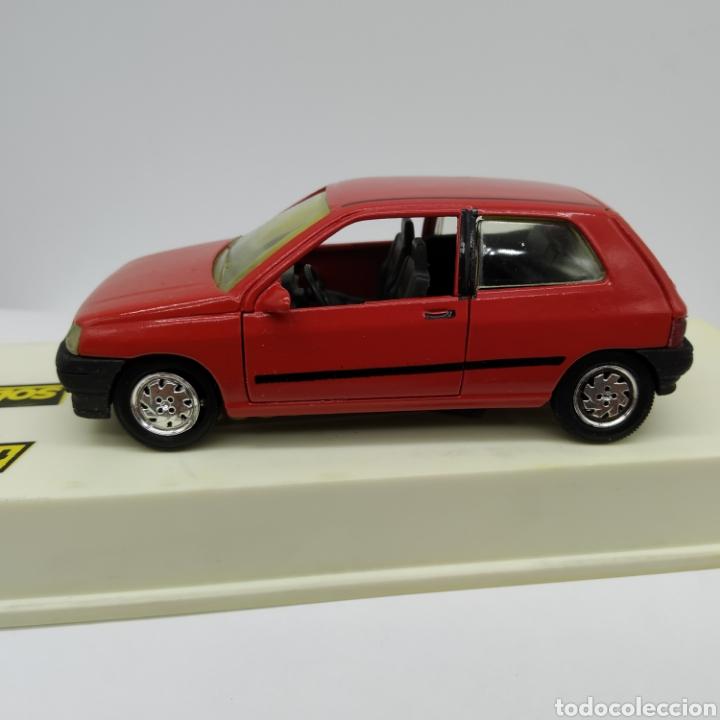 Coches a escala: Renault CLIO de Sólido ref 1519 original año 1990 serie HI-F, no reedición. Esc 1/43. A ESTRENAR - Foto 4 - 200724057