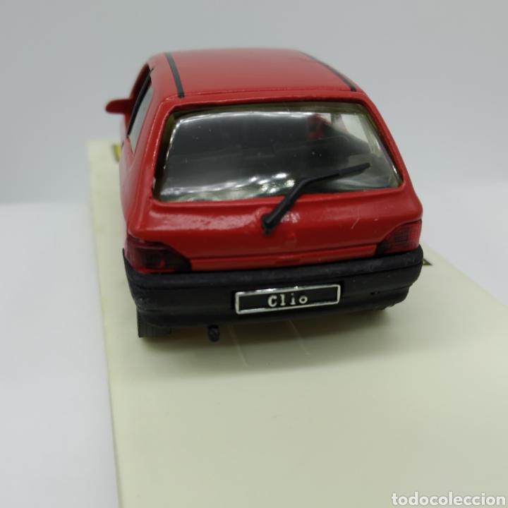 Coches a escala: Renault CLIO de Sólido ref 1519 original año 1990 serie HI-F, no reedición. Esc 1/43. A ESTRENAR - Foto 5 - 200724057