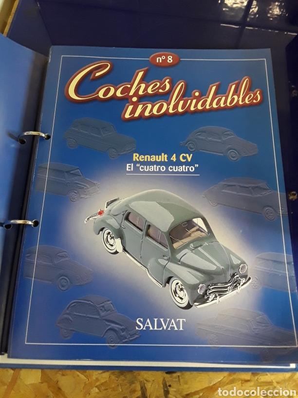 Coches a escala: Coleccion completa de COCHES INOLVIDABLES DE SALVAT (esta completa) - Foto 3 - 201787908