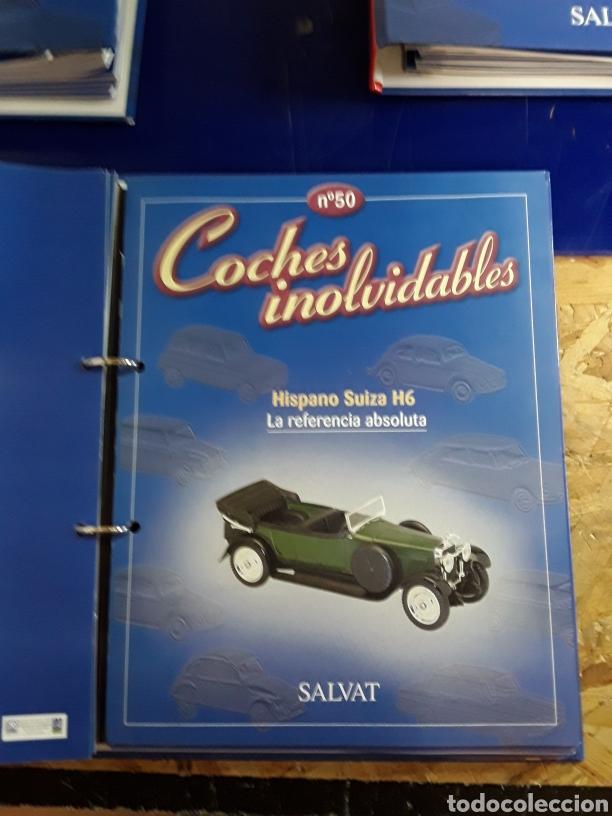 Coches a escala: Coleccion completa de COCHES INOLVIDABLES DE SALVAT (esta completa) - Foto 6 - 201787908