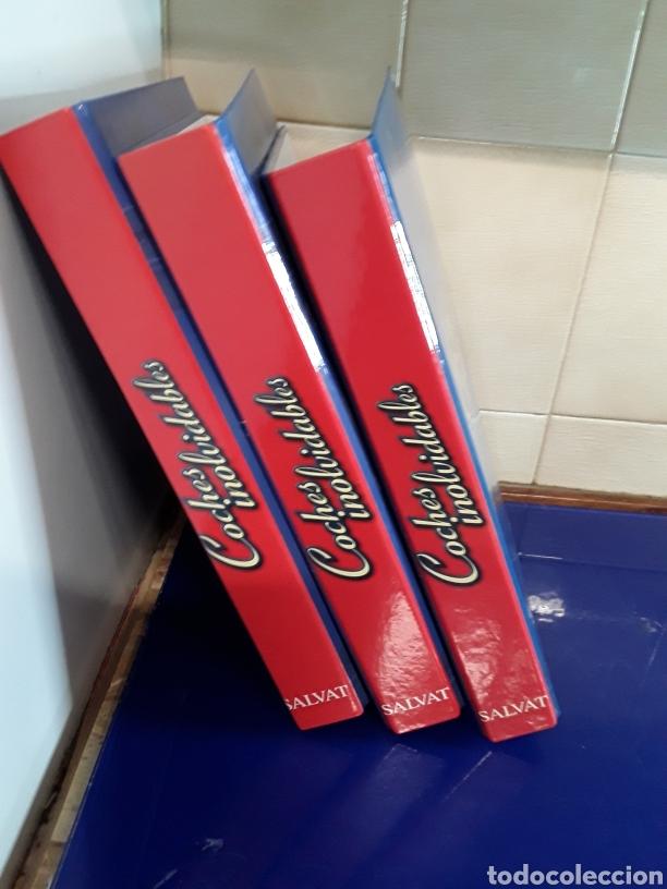 Coches a escala: Coleccion completa de COCHES INOLVIDABLES DE SALVAT (esta completa) - Foto 9 - 201787908