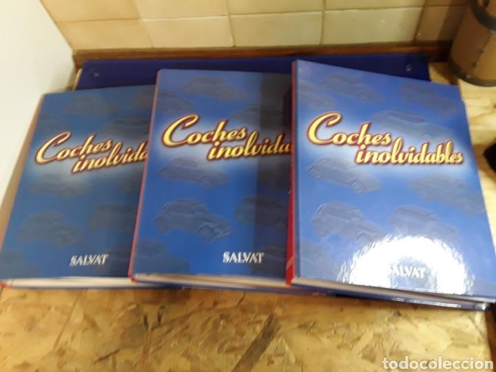 COLECCION COMPLETA DE COCHES INOLVIDABLES DE SALVAT (ESTA COMPLETA) (Juguetes - Coches a Escala 1:43 Solido)