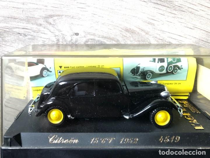 Coches a escala: CITROEN 15 cv - 1952 - solido - Foto 1 - 202323717