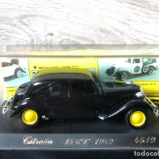 Coches a escala: CITROEN 15 CV - 1952 - SOLIDO. Lote 202323717