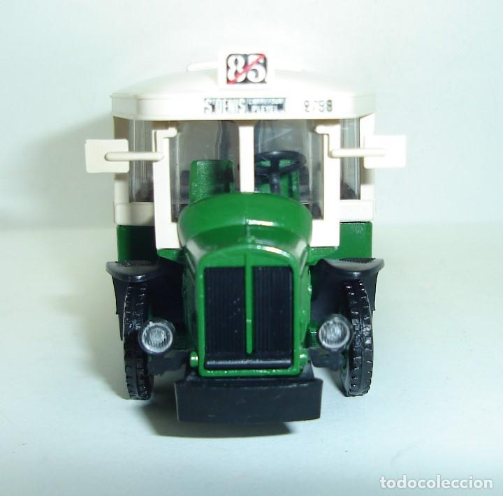 Coches a escala: BUS AUTOBUS RENAULT TN6C 1934 SOLIDO ESCALA 1/50 - Foto 7 - 202775505