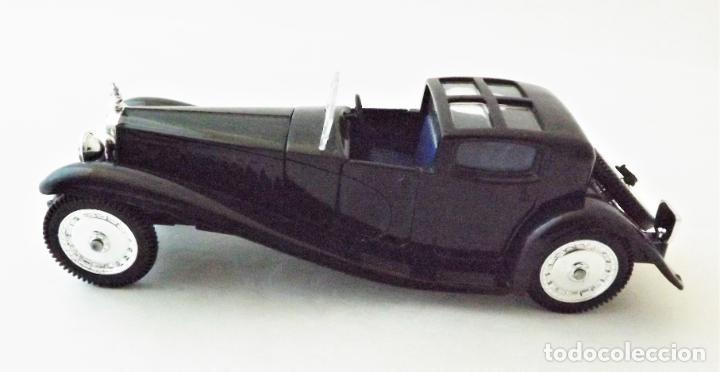 Coches a escala: SOLIDO Bugatti Royale de 1928 COLECCIÓN ALTAYA - Foto 3 - 203236707