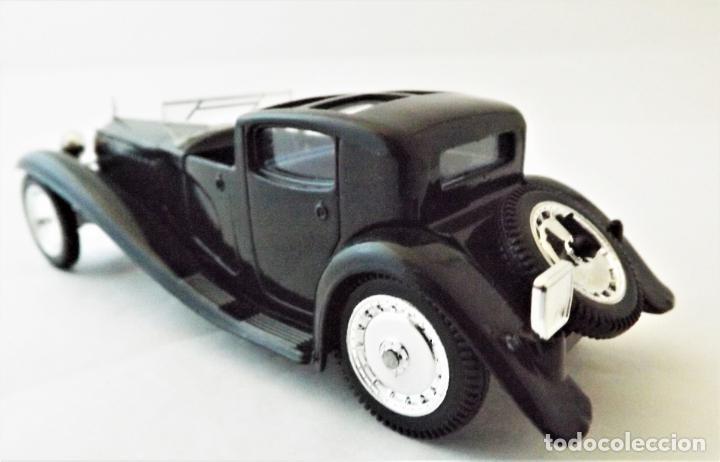 Coches a escala: SOLIDO Bugatti Royale de 1928 COLECCIÓN ALTAYA - Foto 4 - 203236707