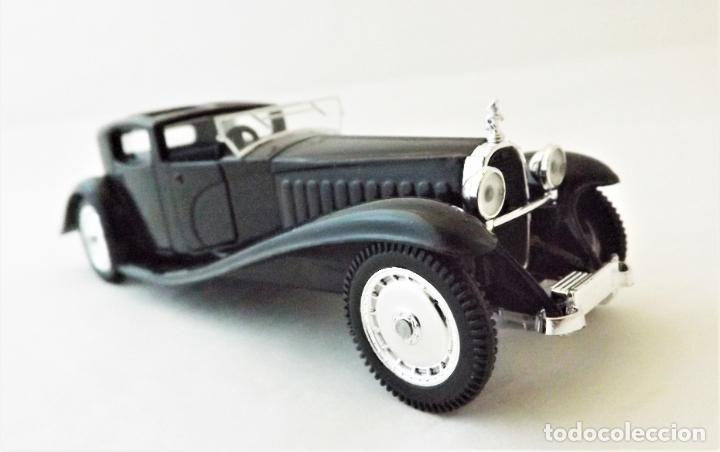 Coches a escala: SOLIDO Bugatti Royale de 1928 COLECCIÓN ALTAYA - Foto 5 - 203236707