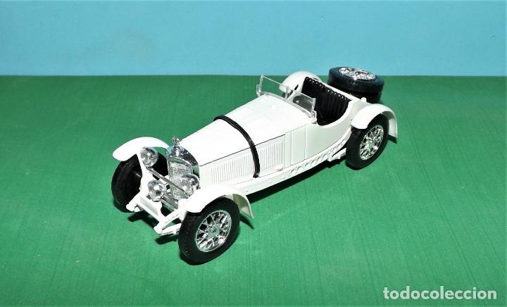 Coches a escala: SOLIDO Mercedes Benz SSK de 1931 COLECCIÓN ALTAYA - Foto 2 - 203345866