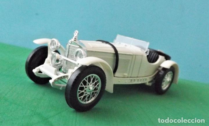 Coches a escala: SOLIDO Mercedes Benz SSK de 1931 COLECCIÓN ALTAYA - Foto 3 - 203345866