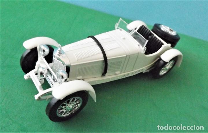 Coches a escala: SOLIDO Mercedes Benz SSK de 1931 COLECCIÓN ALTAYA - Foto 4 - 203345866