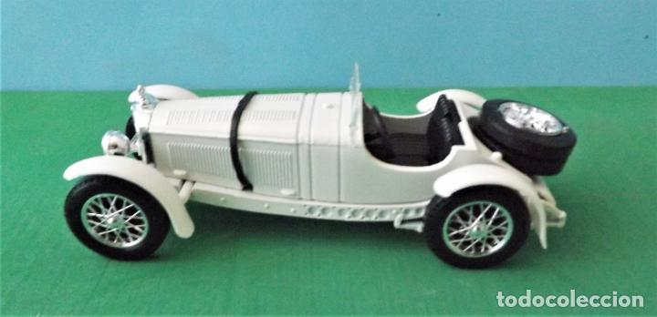Coches a escala: SOLIDO Mercedes Benz SSK de 1931 COLECCIÓN ALTAYA - Foto 5 - 203345866