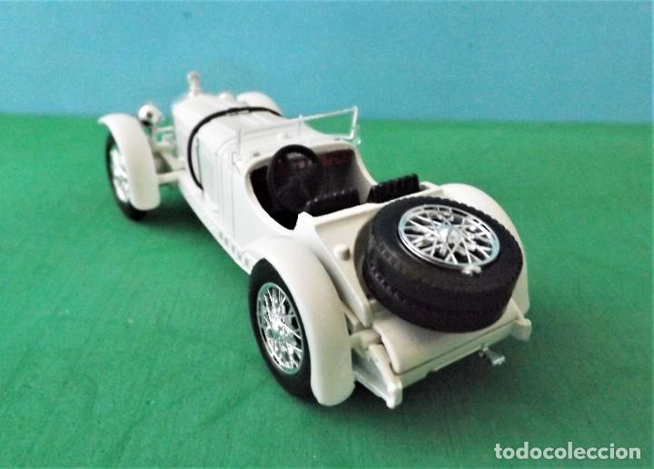 Coches a escala: SOLIDO Mercedes Benz SSK de 1931 COLECCIÓN ALTAYA - Foto 6 - 203345866