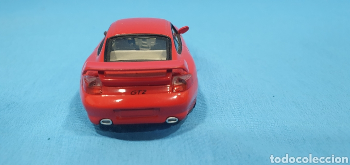 Coches a escala: Porsche 911 g t 2 , solido escala 1/43 - Foto 5 - 205303782