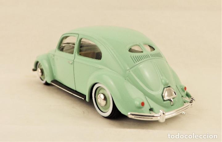 Coches a escala: Volkswagen escarabajo (Coccinelle) - Foto 2 - 206326007