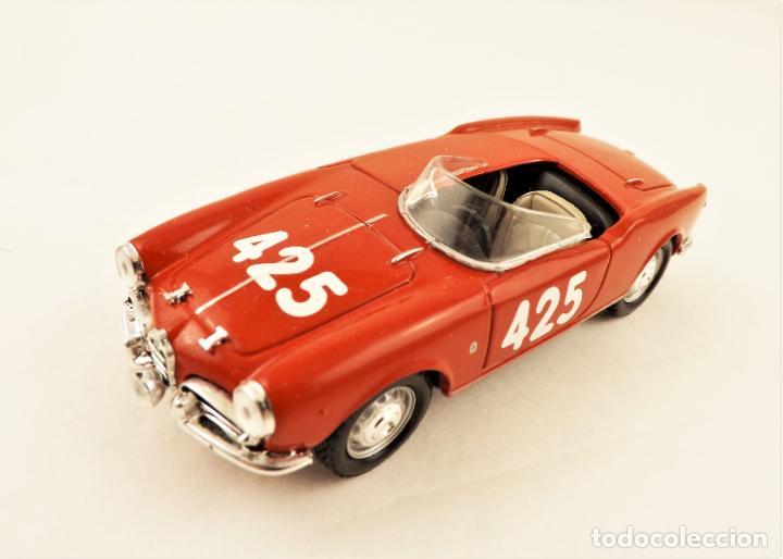 Coches a escala: Alfa Romeo Guilietta spyder - Foto 2 - 206326247