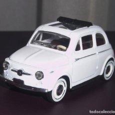 Coches a escala: FIAT 500 - 1957 - ESC. 1/43 DE SOLIDO. Lote 209902471