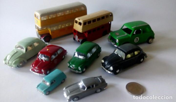 Coches a escala: coches Dinky Corgi Solido Gozan Mini - Foto 2 - 210374495