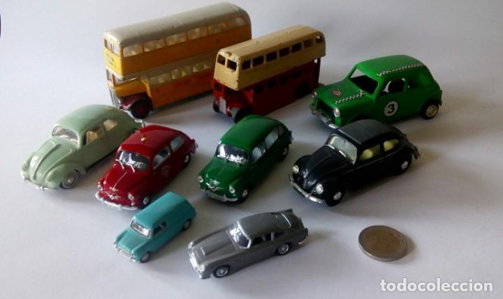 Coches a escala: coches Dinky Corgi Solido Gozan Mini - Foto 3 - 210374495
