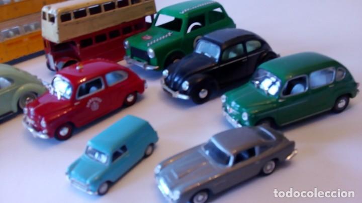 Coches a escala: coches Dinky Corgi Solido Gozan Mini - Foto 8 - 210374495