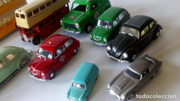 Coches a escala: coches Dinky Corgi Solido Gozan Mini - Foto 12 - 210374495