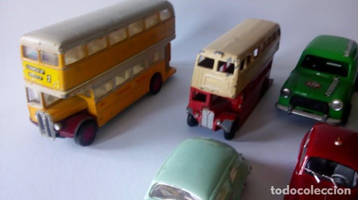 Coches a escala: coches Dinky Corgi Solido Gozan Mini - Foto 13 - 210374495