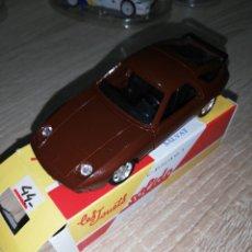 Coches a escala: PORSCHE 928 GT SOLIDO. Lote 212934238