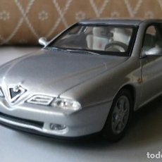 Coches a escala: ALFA ROMEO 166 - SOLIDO (MADE IN CHINA) - ESCALA 1/43 - - PJRB. Lote 213135561