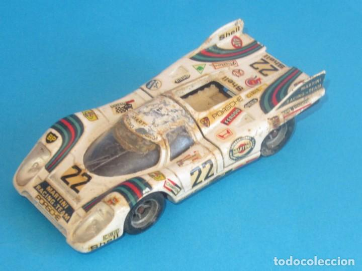 PORSCHE 917 SOLIDO REF 186&198 MADE IN FRANCE ESCALA 1/43 (Juguetes - Coches a Escala 1:43 Solido)