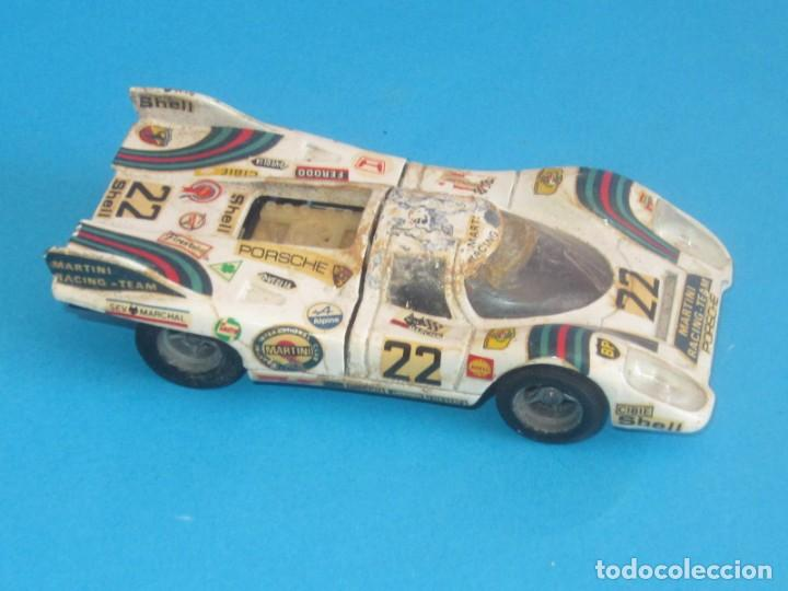 Coches a escala: PORSCHE 917 SOLIDO REF 186&198 MADE IN FRANCE ESCALA 1/43 - Foto 3 - 214568720