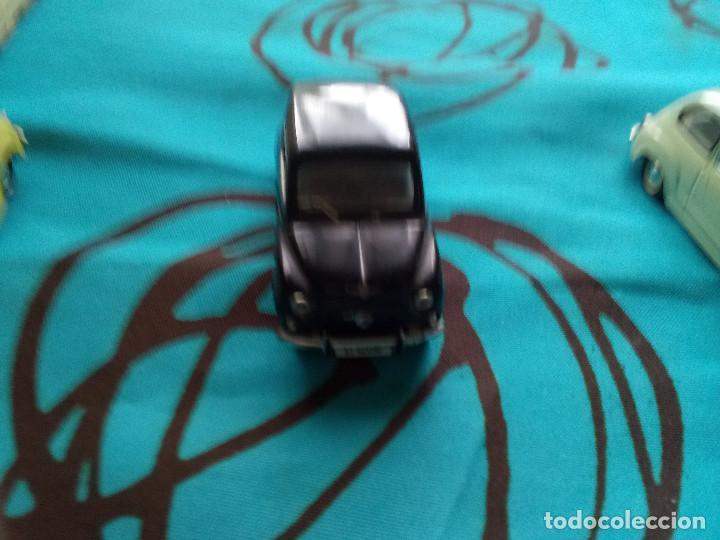Coches a escala: Solido Seat 600D 1969 Negro - Foto 3 - 217806743