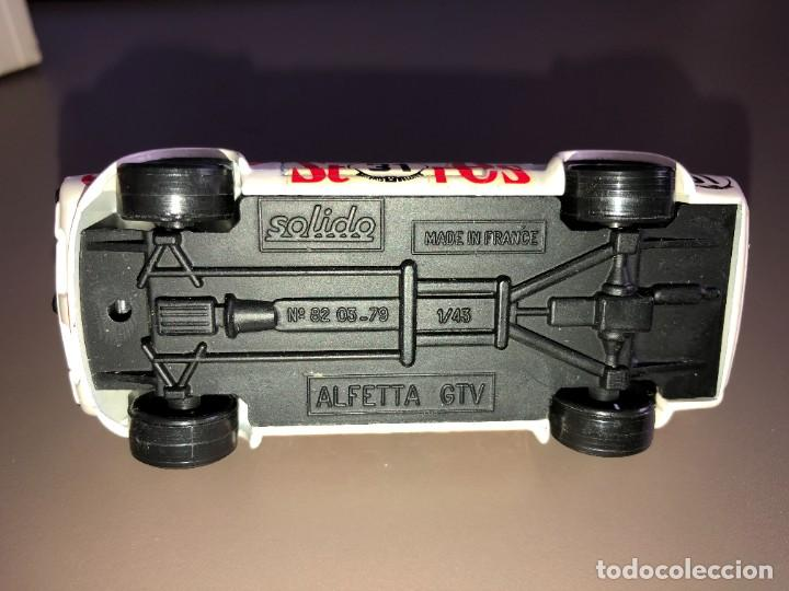 Coches a escala: VENDO ALFETTA GTV de SOLIDO - .1/43- - Foto 2 - 218662336