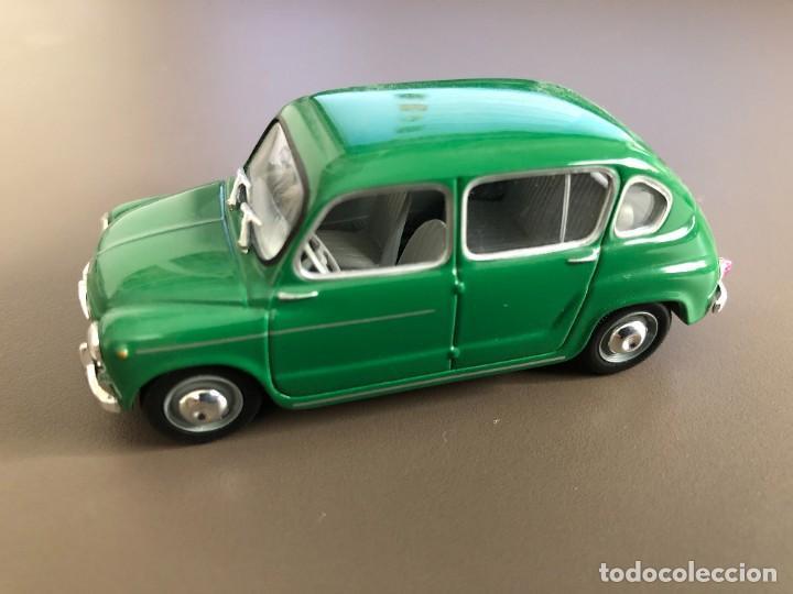 VENDO SEAT 800 - 1964 DE SOLIDO - .1/43- (Juguetes - Coches a Escala 1:43 Solido)