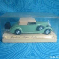 Coches a escala: PACKARD SUPER EIGHT, 1937 SOLIDO. Lote 218986288