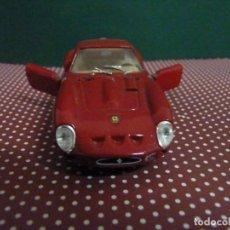 Coches a escala: FERRARI 250 GTO 1963, A ESCALA 1/43. Lote 221558377