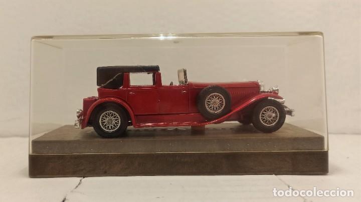 Coches a escala: Coche Solido escala 1:43 Duesenberg J (1930) - Foto 2 - 221763588