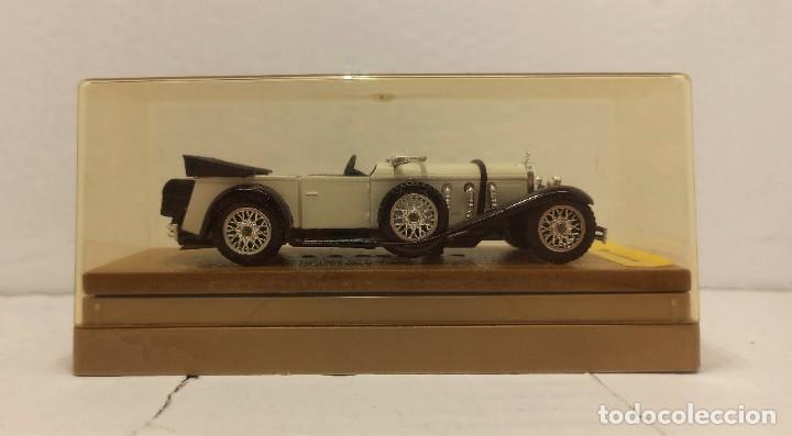 Coches a escala: Coche Solido escala 1:43 Mercedes SS (1928) - Foto 2 - 221765426